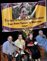 Yasel Toledo Garnache en panel sobre la relación Prensa - Partido