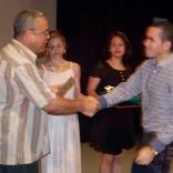 Yasel Toledo Garnache en Graduación 6