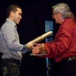 Yasel Toledo Garnache en Graduación 7