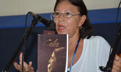Eugenia Palomares, hija adoptiva de Celiua Sánchez