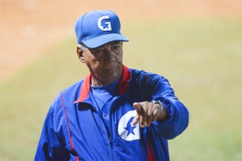 Carlos Martí, director del equipo Cuba, Serie del Caribe, Clásico.