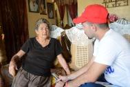 Entrevista a Edemis Tamayo, del pelotón Las Marianas, Fidel Castro