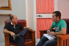 Yasel Toledo y Ernesto Limia