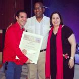 yasel toledo garnache recibe premio en el concurso nacional 26 de julio
