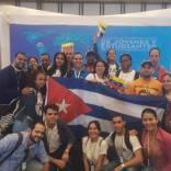 En el Congreso internacional de jóvenes y estudiantes, Venezuela